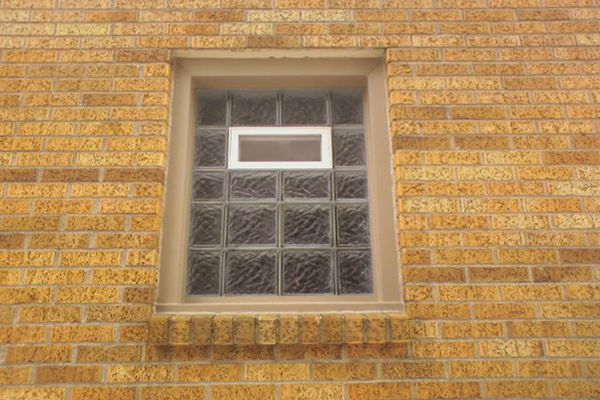 Glass Block Installations Wmgb Home Improvement