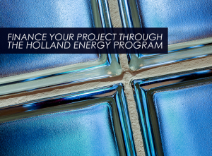Finance Your Project through the Holland Energy Program