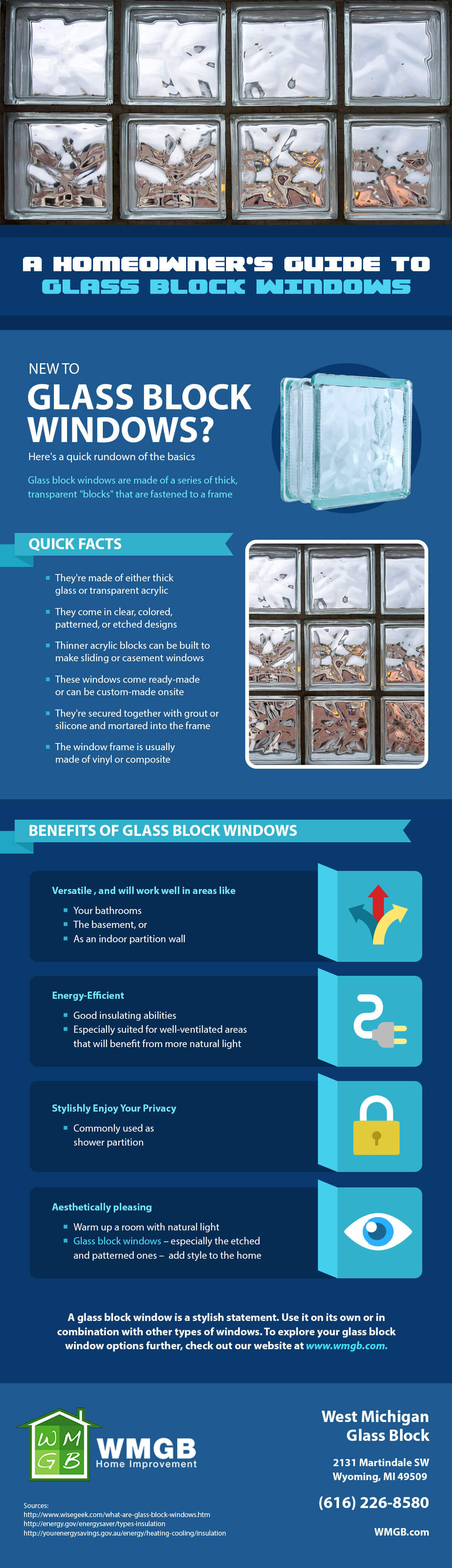 A Homeowner's Guide to Glass Block Windows