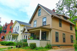 Retrofits in Holland Michigan Neighborhood